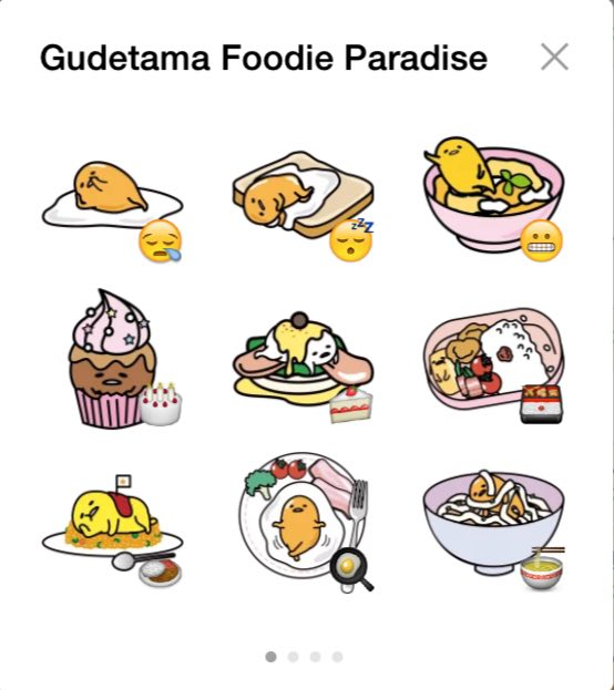 Gudetama Foodie... Persian Cat Wallpaper
