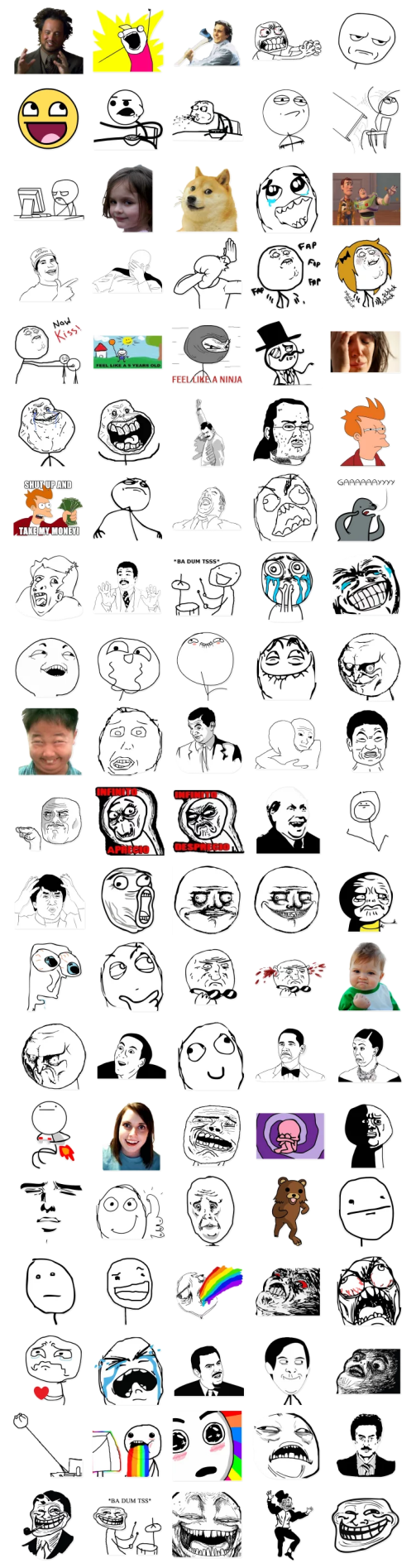 memes memes everywhere stickers telegram