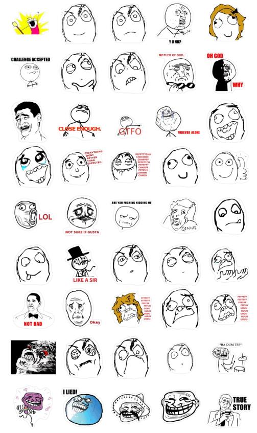 rage?w=640 rage faces grucha stickers telegram