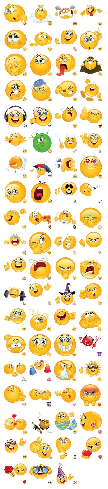 Telegram Smileys