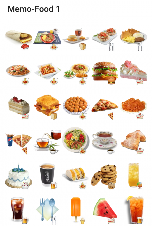 Other stickers telegram part 2 - Stickers miroir cuisine ...