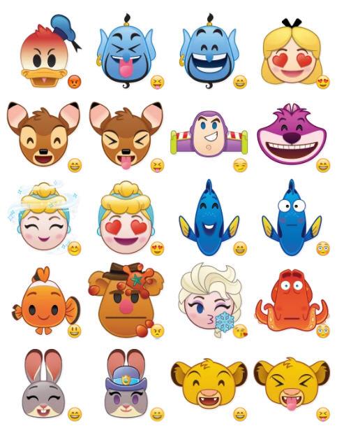 disney emoji related keywords - photo #14